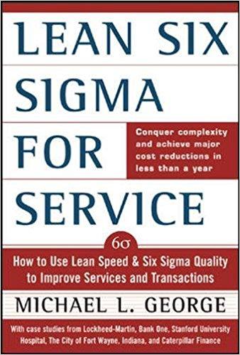 Lean Sixsigma for service